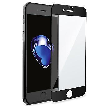 Skärmskydd iPhone 8 Plus härdat glas / 3D heltäckande