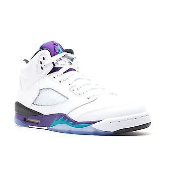 Air Jordan 5 Retro (Gs) 'Druif 2013 Release' - 440888 - 108 - schoenen