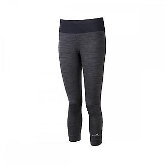 Ronhill Momentum Victory Womens Breathable Cropped Running Tights