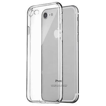 حقيبة صلبة شفافة لـ iPhone SE (2020)