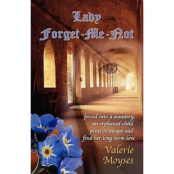 Lady ForgetMeNot by Moyses & Valerie