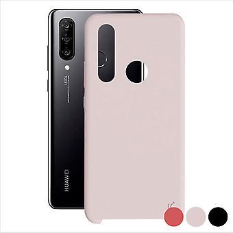 Cubierta móvil Huawei P30 Lite KSIX/Red