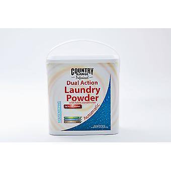 Country Range Dual Laundry Powder With Fabric Conditioner