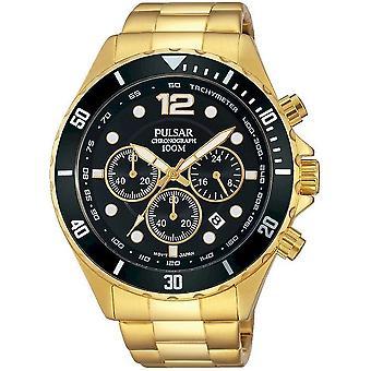 Pulsar watches men watch sports chronograph PT3720X1