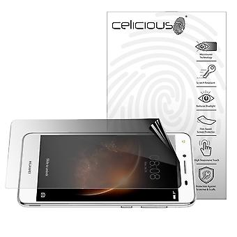 Celicious Privacy 2-Way Landscape Anti-Spy Filter Screen Protector Film Compatible with Huawei Y5II