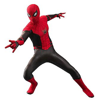 """Spiderman Far From Home Upgraded Suit 12"""" 1:6 Scale Act Fg"""