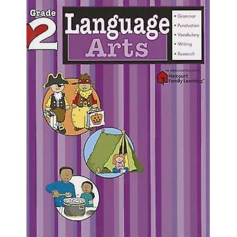 Language Arts Grade 2 Flash Kids Harcourt Family Learning by Edited by Flash Kids Editors