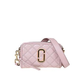 Marc Jacobs M0015419262 Donne's Borsa a tracolla in pelle nuda