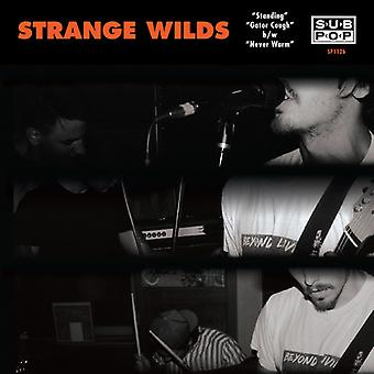 Strange Wilds - Standing+2 (Includes Download Card) [Vinyl] USA import