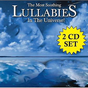 Lullaby-the Most Soothing Classical Music in the U - The Most Soothing Lullabies in the Universe! [CD] USA import