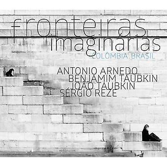 Arnedo/Taubkin/Taubkin/Reze - Fronteiras Imaginarias [CD] USA import