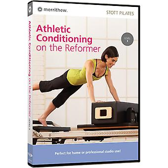 Athletic Conditioning on the Reformer Level 3 [DVD] USA import