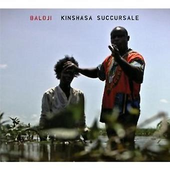 Baloji - Kinshasa Succursale [CD] USA import