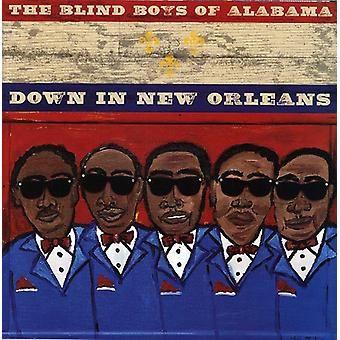 Blind Boys of Alabama - Down in New Orleans [CD] USA import