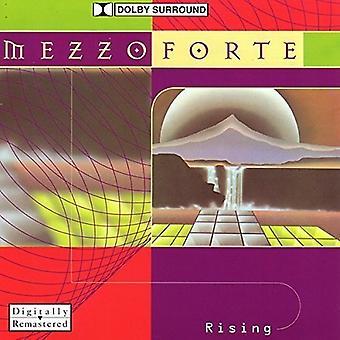 Mezzoforte - Rising [CD] USA import