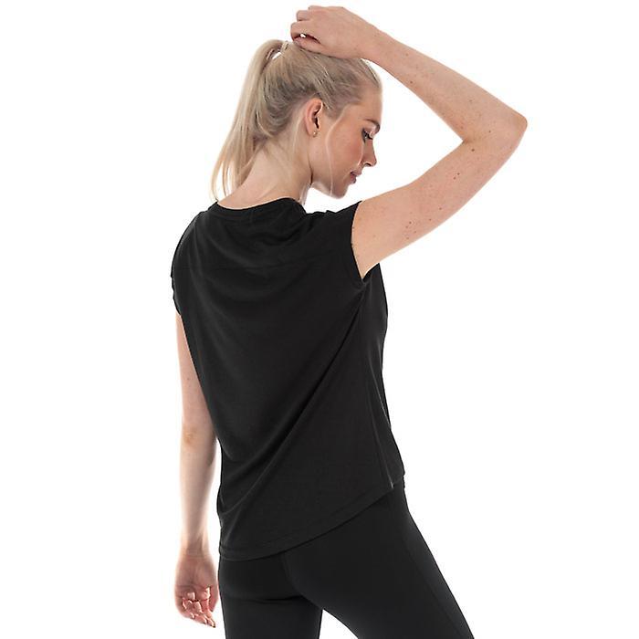Dame&s Reebok Trening Klar Supremium 2.0 T-skjorte I Svart