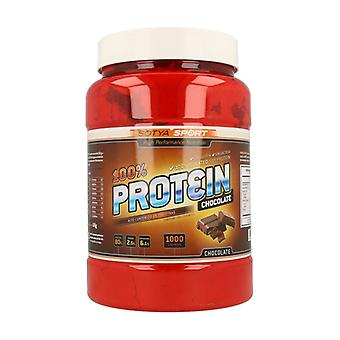 100% Proteins 1 kg of powder (Chocolate)