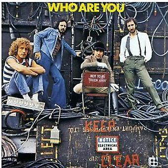 Who - Who Are You [CD] USA import