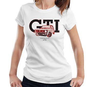 Volkswagen Golf GTI Since 1976 Women's T-Shirt