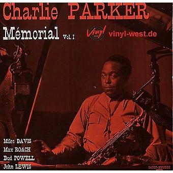 Charlie Parker - The Charlie Parke(LP [Vinyl] USA import
