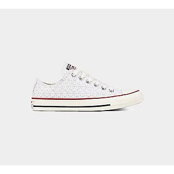 Converse Ctas Ox 160515C White Womens Shoes Boots