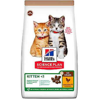 Hill's Science Plan Kitten No Grain Pollo (Cats , Cat Food , Dry Food)