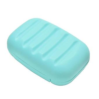 Mini Portable Soap Dish Plate, Case For Home, Bathroom & Travel