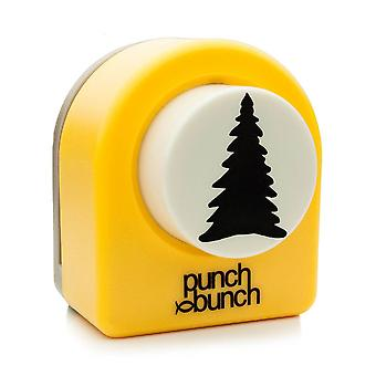 Punch Bunch Large Punch - Pine Tree