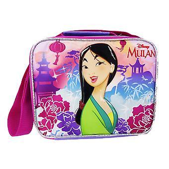 Lunch Bag - Disney Princess - Mulan Pretty & Brave New 010030