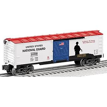LIO29998, US MADE NATIONAL GUARD BOXCAR $70