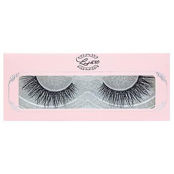 Lash XO Premium Reusable False Eyelashes - Icon - Natural yet Elongated Lashes