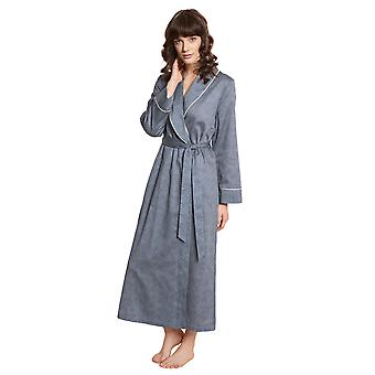 Rösch New Romance 1203635-16382 Women's Navy Dots Robe