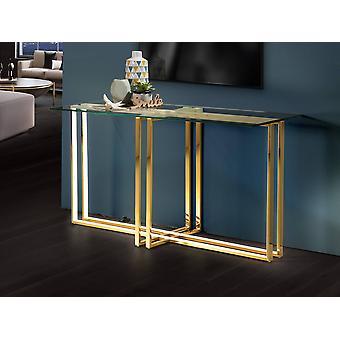 Lampe à led en cristal intégrée Lampe de table gold