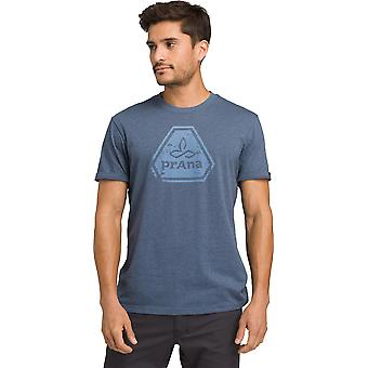 Prana Men's Icon T-Shirt Denim