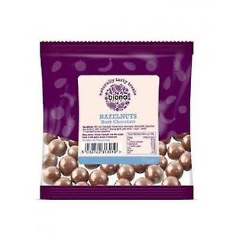 بيونا-عادي مغطى الشوكولاته البندق 70 x 12