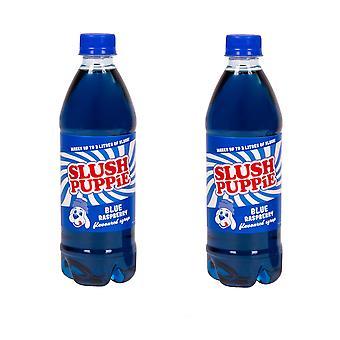Slush Puppie Blue Raspberry Syrup 2 pack