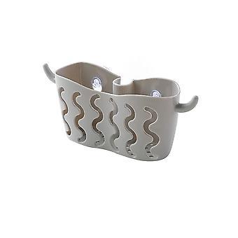 Practical Kitchen Storage Basket Without Punching Sucker For Kitchen