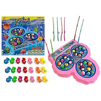 Happy Fishing Go! Gehen! Angeln Familie Spiel Arcade Spiel