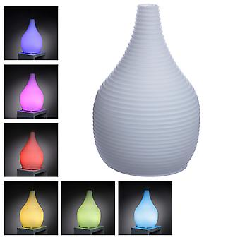 Colour Change Glass Sienna USB Aroma Diffuser X 1 Pack