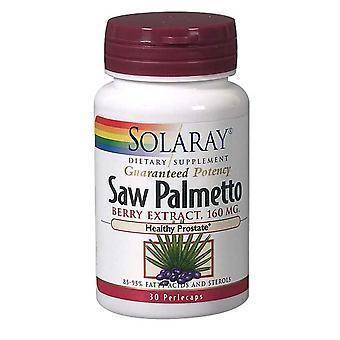 Solaray Saha Palmetto Marjauute, 160 mg, 240 Softgels