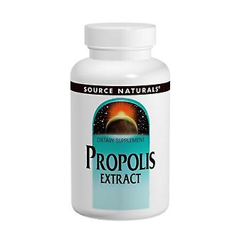 Source Naturals Propolis, 500 MG, 60 Caps