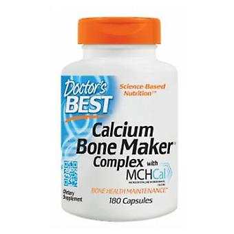 Doctors Best Calcium Bone Maker Complex, 180 Caps