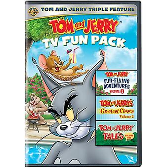 Tom & Jerry Tv Fun Pack [DVD] USA import
