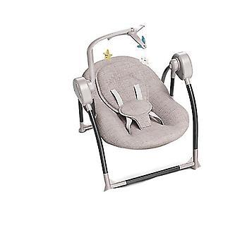 Baby gungstol, elektrisk vagga med sova vilstol Täcke