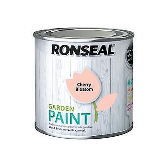 Ronseal Garden Paint Cherry Blossom 250ml RSLGPCB250