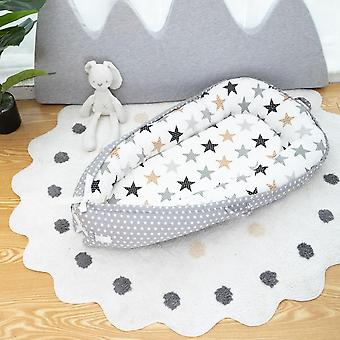 Portable Crib, Travel Bed Baby Bumper For Newborn