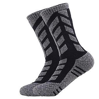 Winter Sports Thermosocks, Non-slip, Thick Bottom, Casual Socks