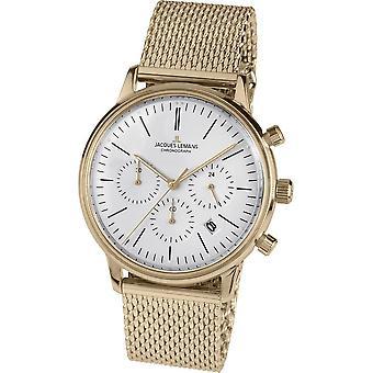 Jacques Lemans - Wristwatch - Men - Retro Classic - - N-209ZN