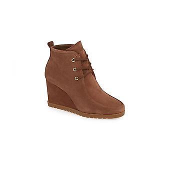 """مايكل كورز النسائي تمارا الرباط حتى bootie """"أزياء أحذية جلدية الكاحل إصبع القدم جولة"""""""
