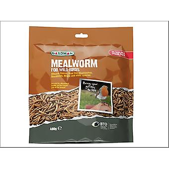 Gardman Mealworm 400g Pouch A04528HP